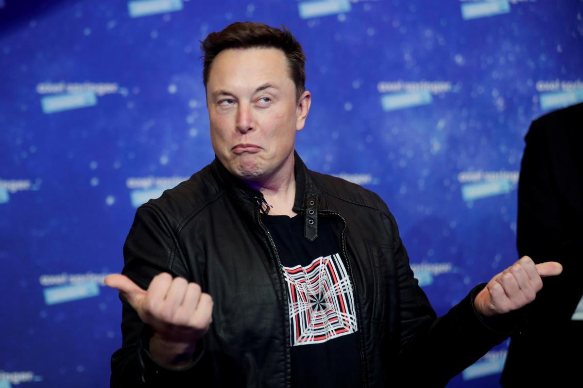 Илон Маск намекнул на снижение своего интереса к криптовалюте / Иллюстрация REUTERS
