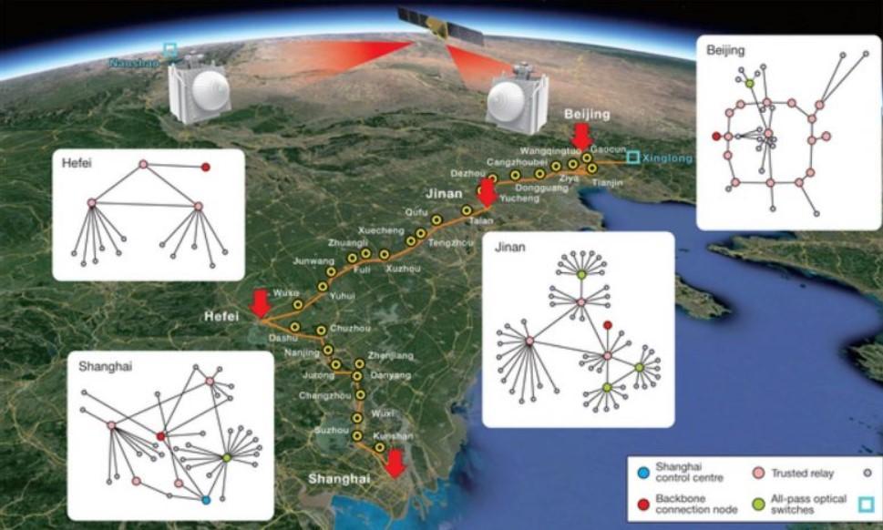Общая протяженность сети достигает 4600 километров/ фотоSciTechDaily