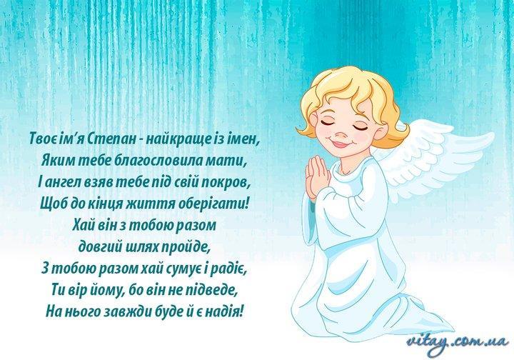 Поздравления с Днем ангела Степана / фото vitay.com.ua