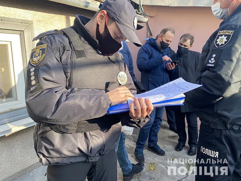 Полиция выясняет обстоятельства смертельного взрыва в Николаеве / Нацполиция