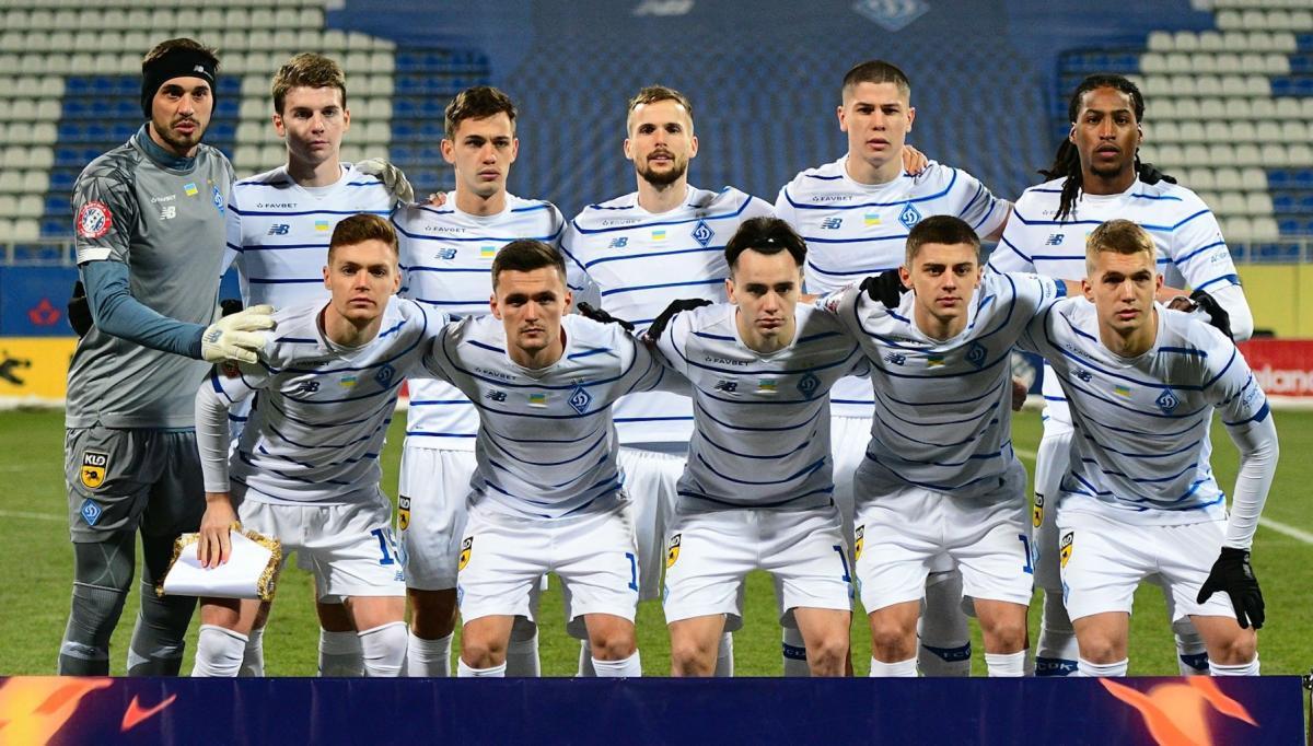 Сезон для Динамо возобновится 13 февраля / фото Динамо Киев