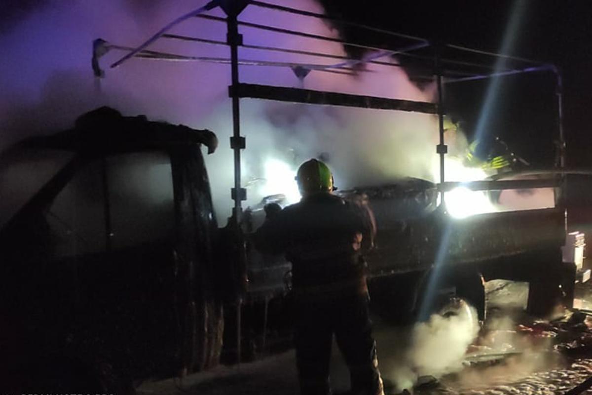 Внаслідок пожежі постраждалих та загиблих немає / фото ДСНС