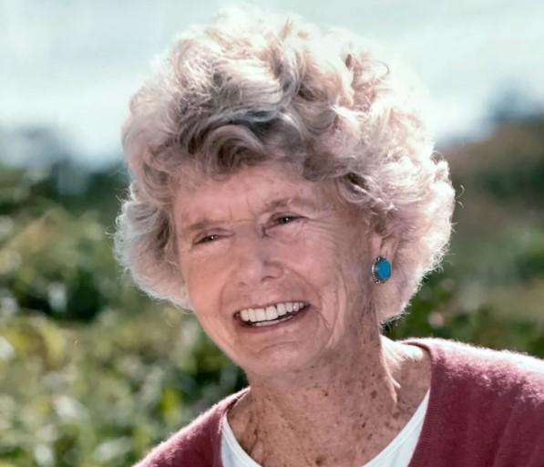 Ненси было 94 года/ фото Southern Maine Health Care.