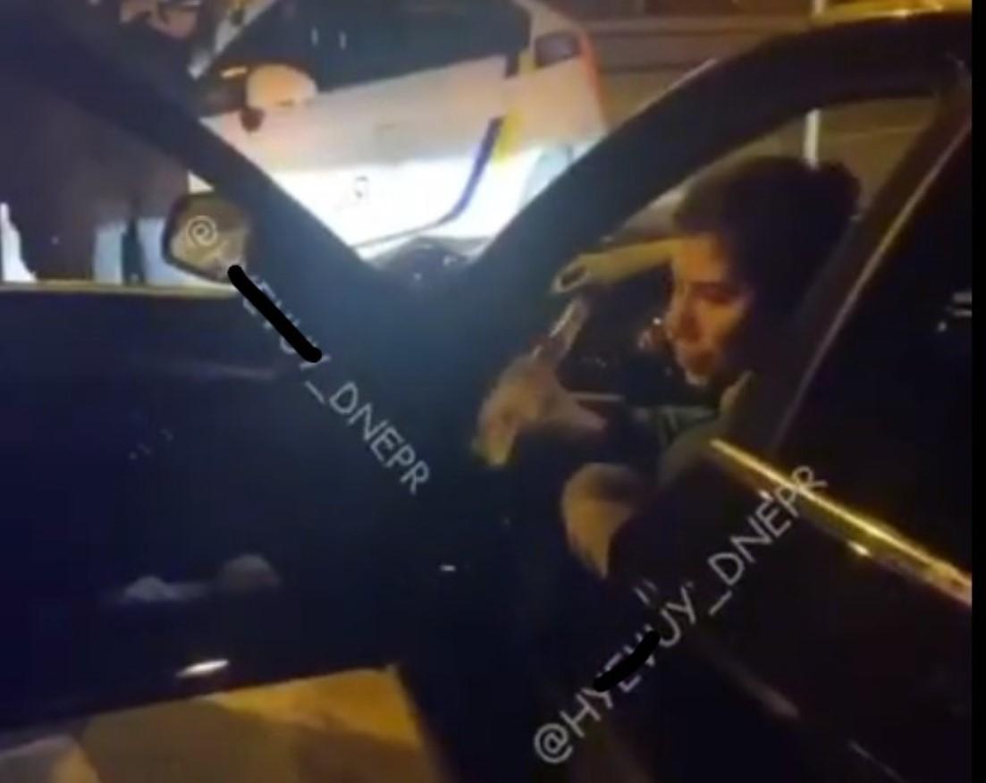 После инцидента девушку поместили в СИЗО/ скриншот из видео