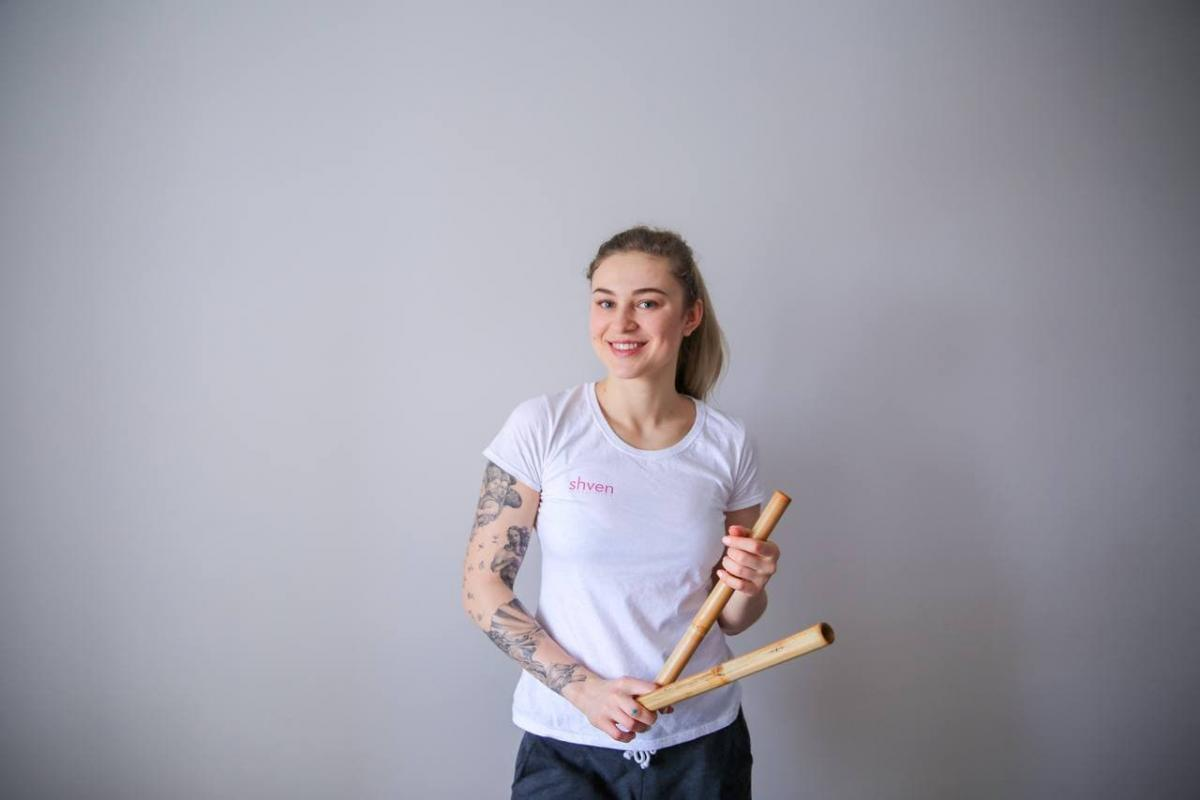 Массажист Наталия Швень / пресс-служба