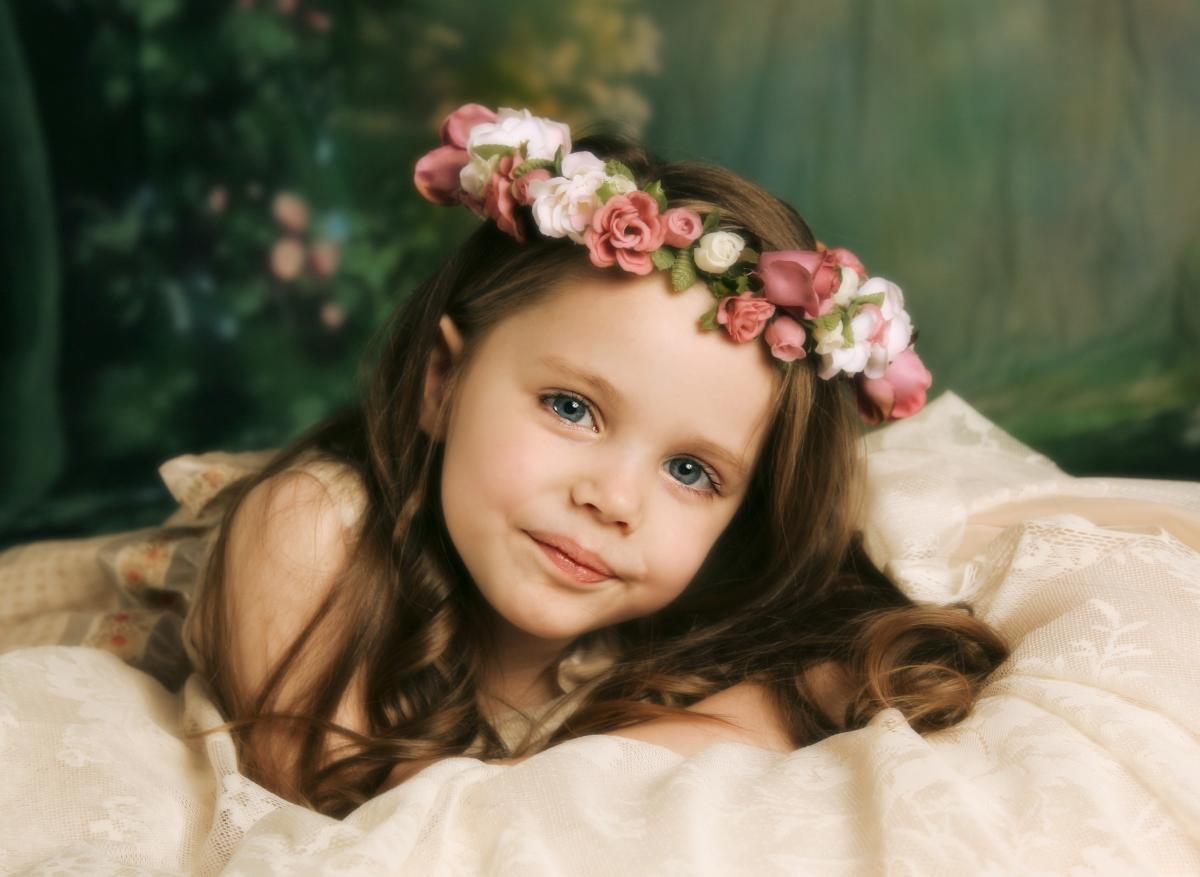 Яна с детства обладает сильным характером / ua.depositphotos.com