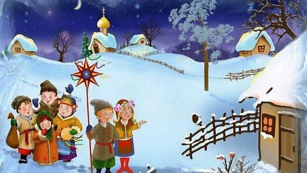Посівалки на Старий Новий рік / фото pinterest.com