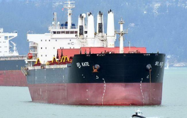 Біля Малайзії застряг корабель з хворими на коронавірус українськими моряками/ фото marinetraffic.com by rick voice