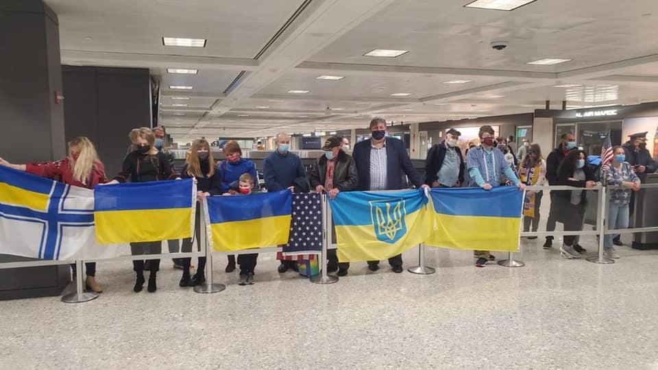 Facebook, Embassy of Ukraine in the USA / Посольство Украины в США