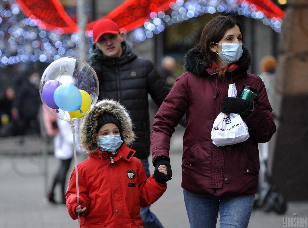 Коронавірус в Україні - статистика 14 січня / фото УНІАН