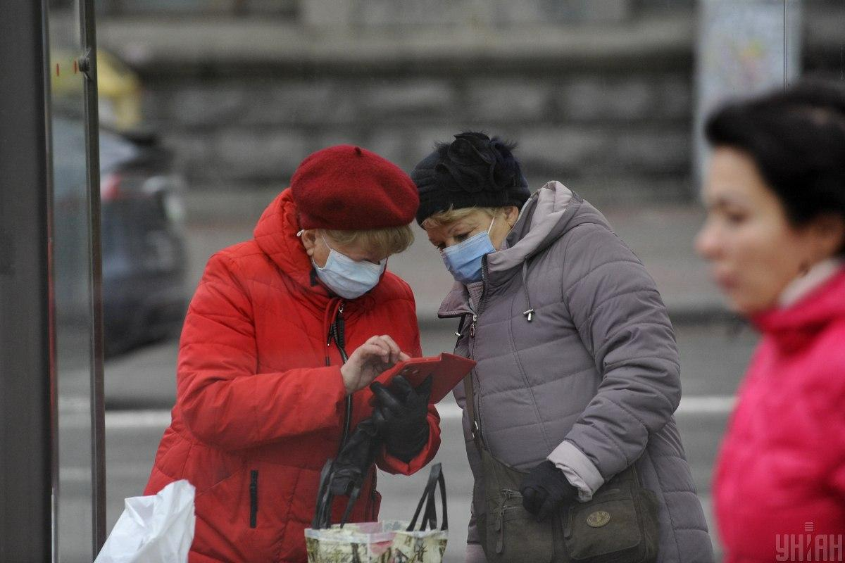"""Пандемія COVID-19 в Україні буде """"загасати"""" / фото УНІАН"""