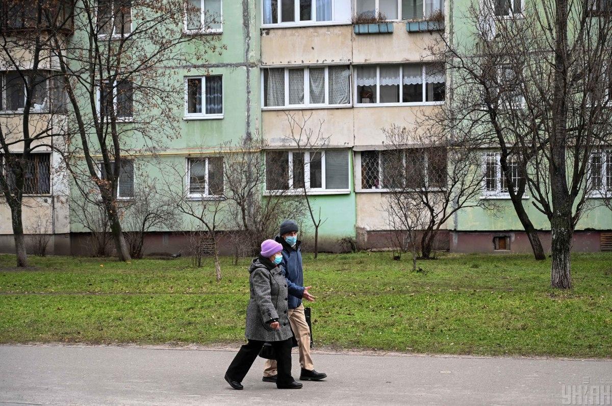 Карантинные ограничения в Киеве продлятся как минимум до 16 апреля \ фото УНИАН