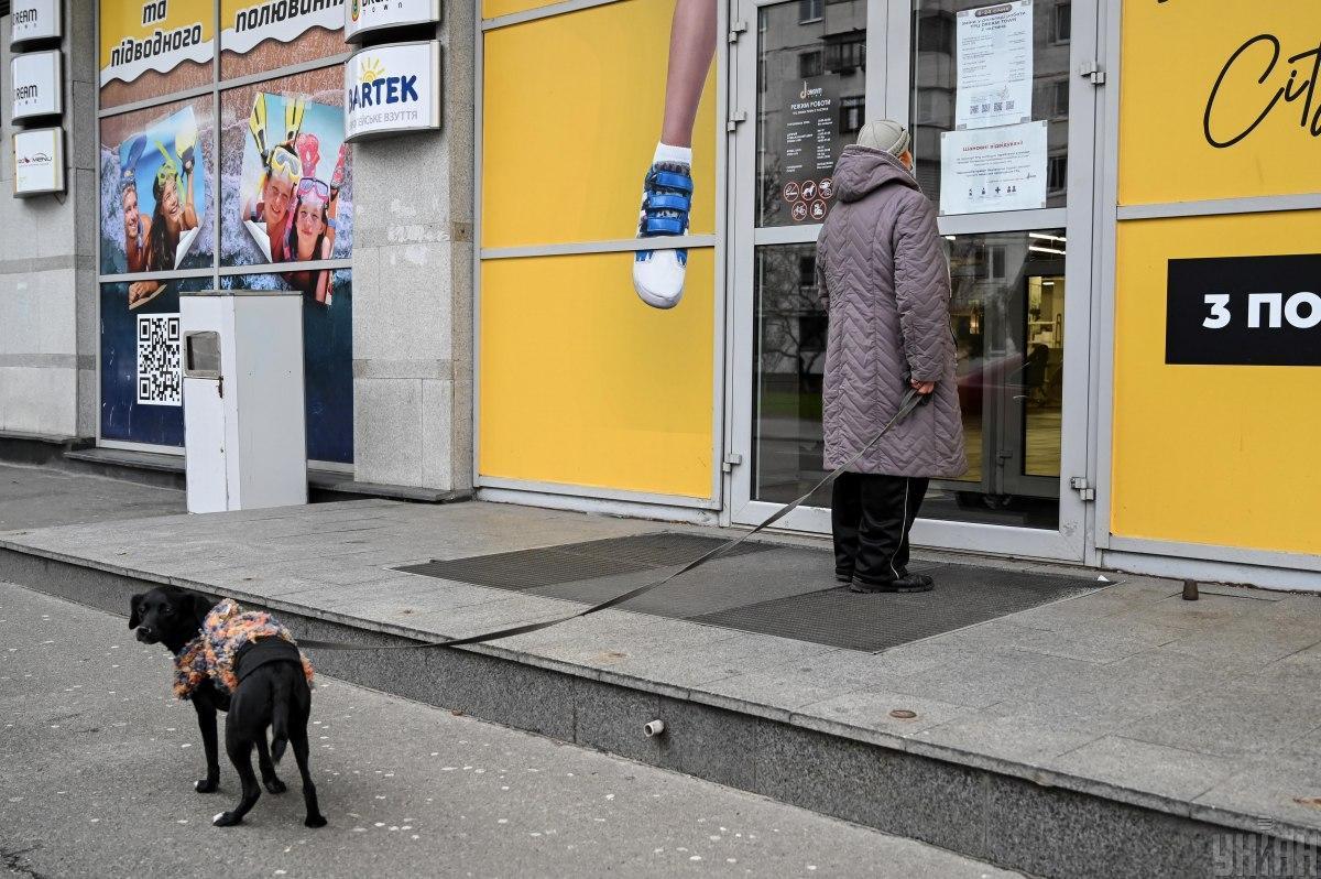 Як буде жити Київ під час локдауну / УНІАН