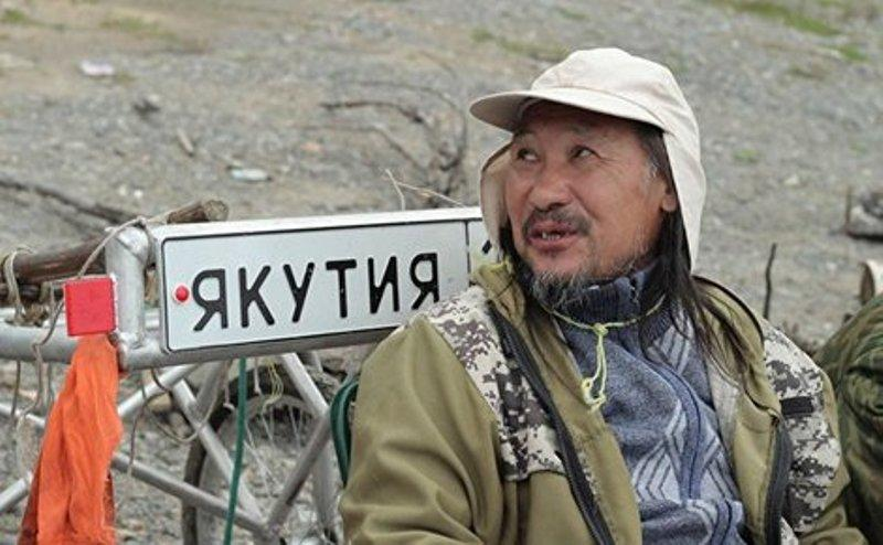 Шаман Габишев збирається в новий похід / скріншот