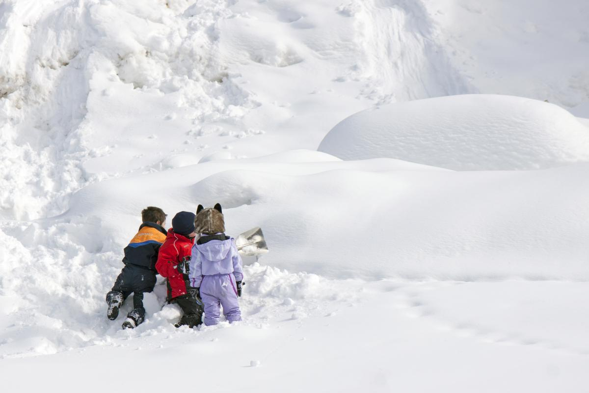 Завтра в Україні з'являться снігові замети / Фото ua.depositphotos.com