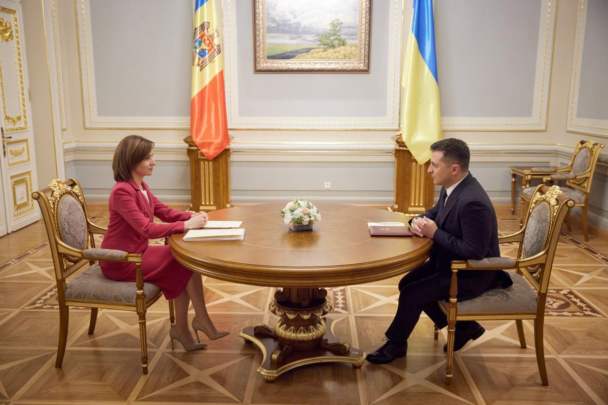 Zelensky, Sandu agree to establish Presidential Council / REUTERS
