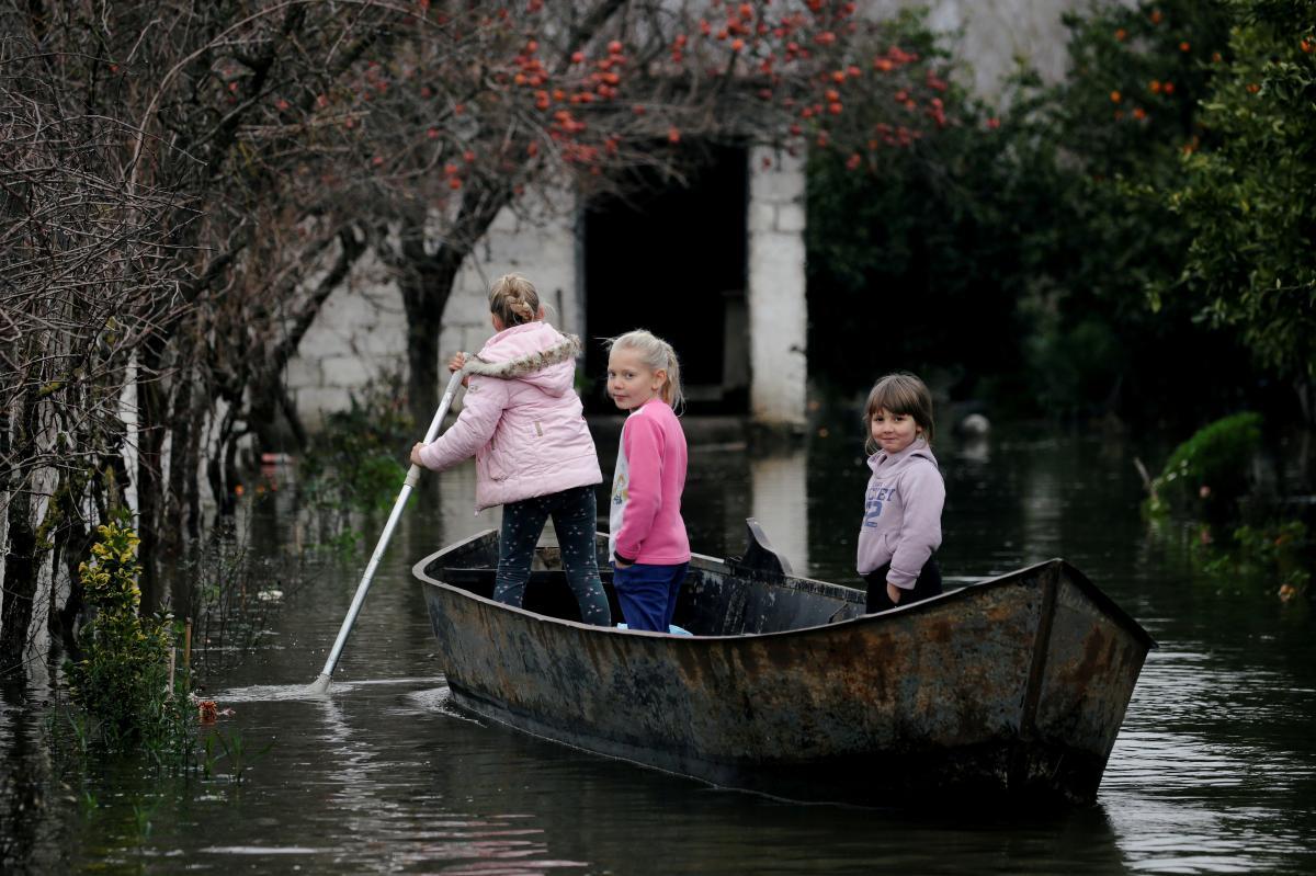 Погода на Закарпатье-прогнозы синоптиков / REUTERS