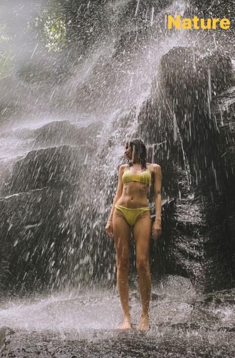 Дорофєєва насолоджується відпочинком на Балі / фото instagram.com/nadyadorofeeva