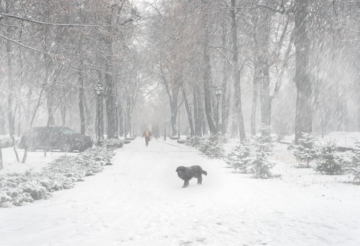 На Україну насувається негода / Фото ua.depositphotos.com