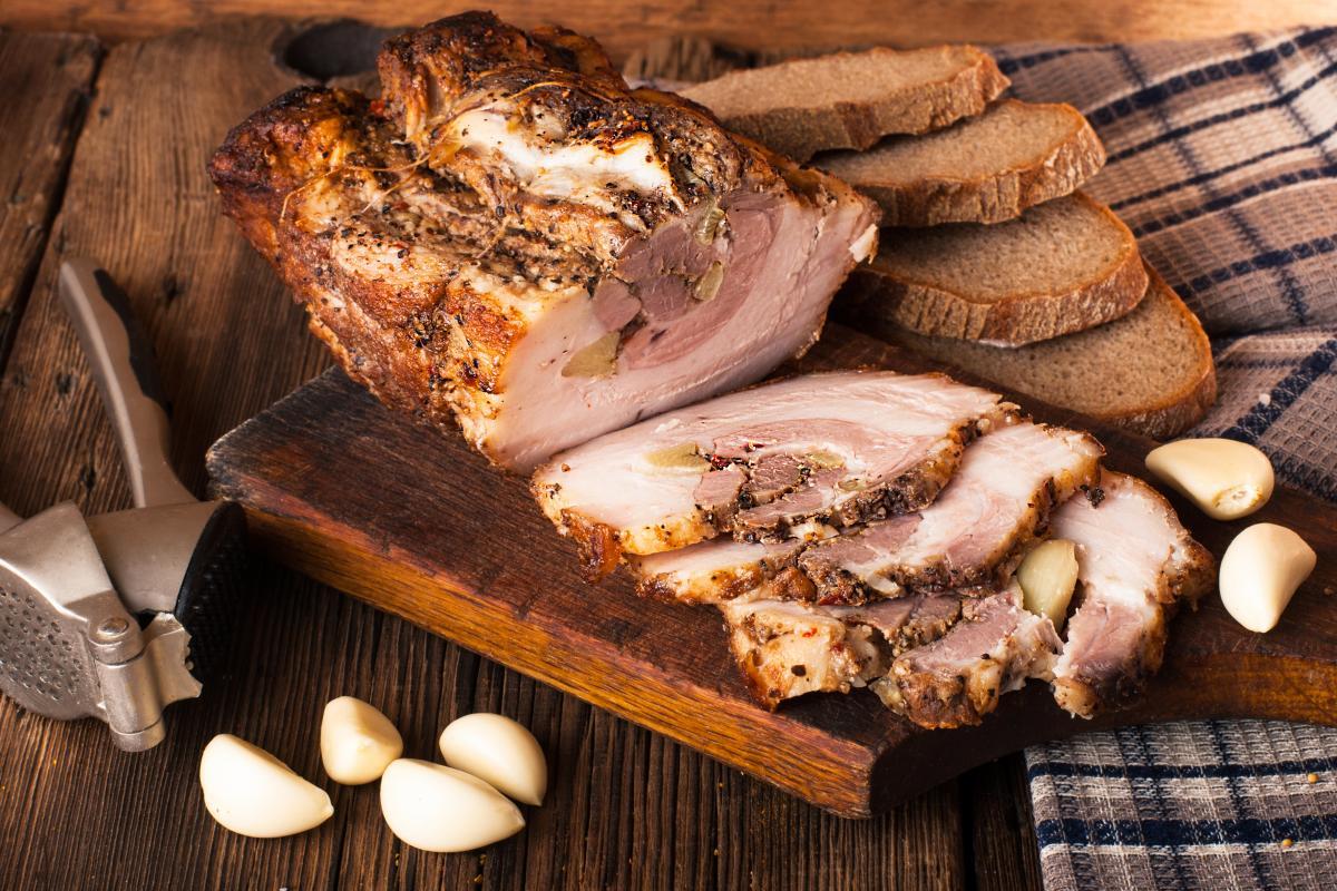 Вкусная подчеревок в духовке - рецепт / фото ua.depositphotos.com