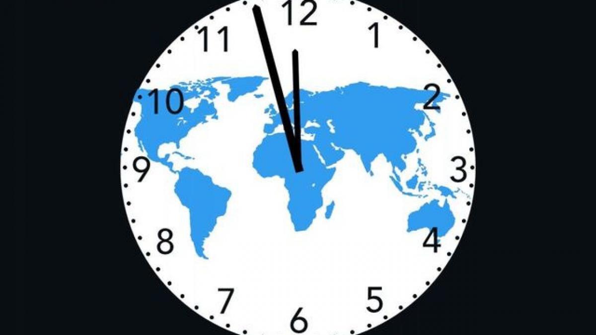 В этот день в 2010 году Часы судного дня были переведены на одну минуту назад / фото thedenverchannel.com