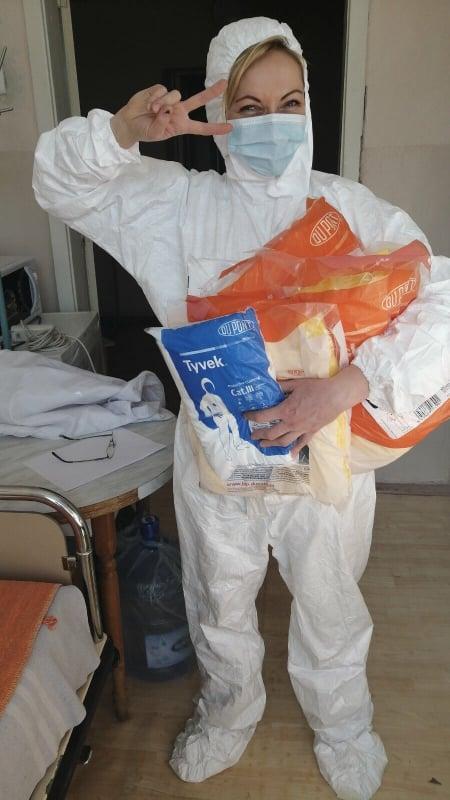 """Светлана Гук о приеме витаминов: """"Нужно принимать строго определенную дозу"""" / фото facebook.com/svet.guk"""