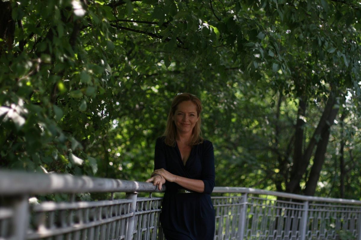 """""""Ваше окружение очень важно, но, в первую очередь, нужно желание"""", - Светлана Гук о реабилитации послеCOVID-19 / фото facebook.com/svet.guk"""