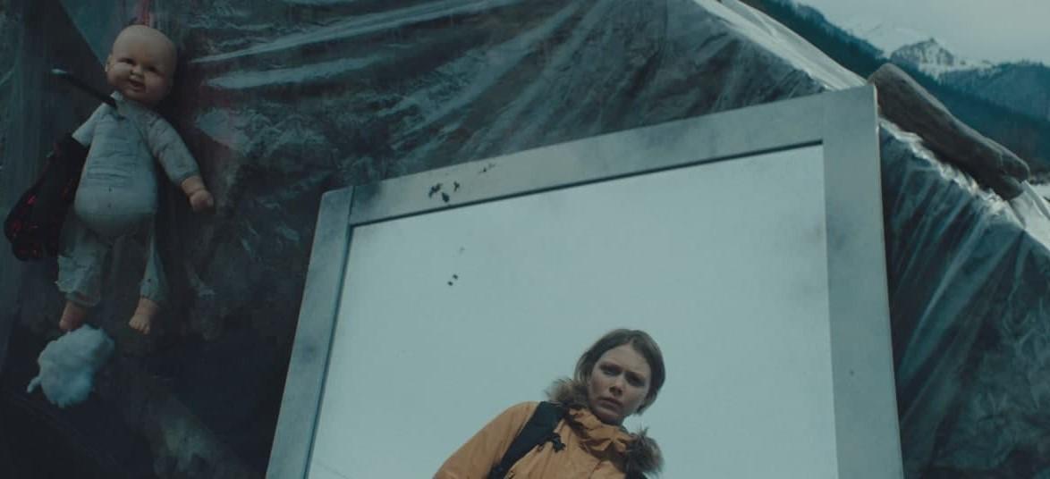 Иванна Сахно / кадр из фильма «Пик страха»