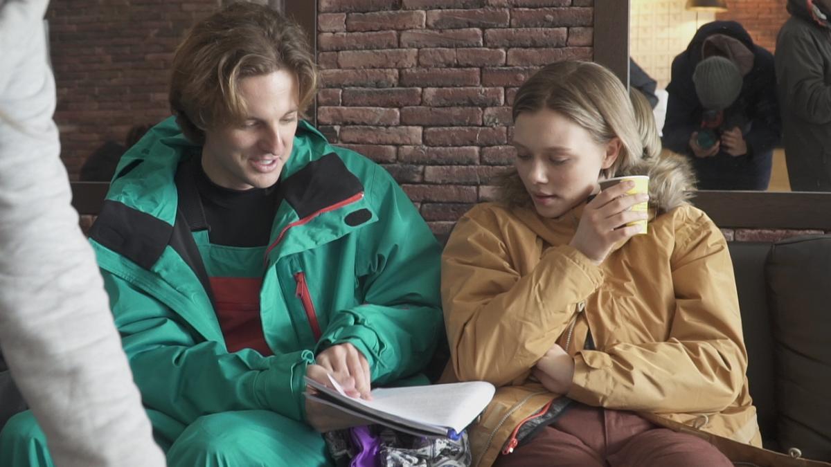 Иванна Сахно и Алекс Гафнер / фото Вольга Ураина