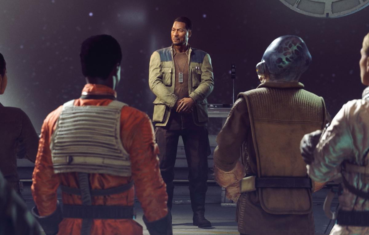 """Новую игру по """"Звездным войнам"""" сделают авторы The Division /фото wired.com"""