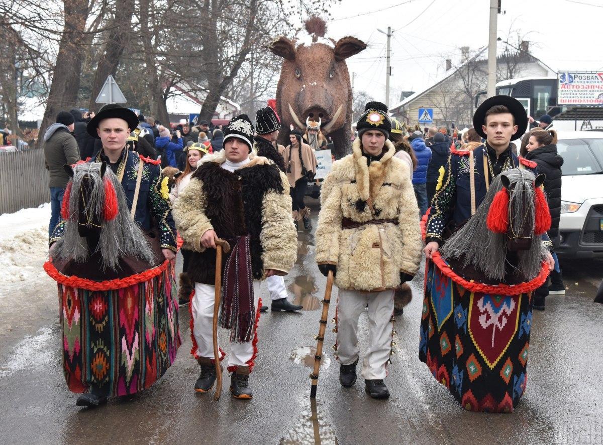 На Старый Новый годв Украине продолжится похолодание / фото УНИАН