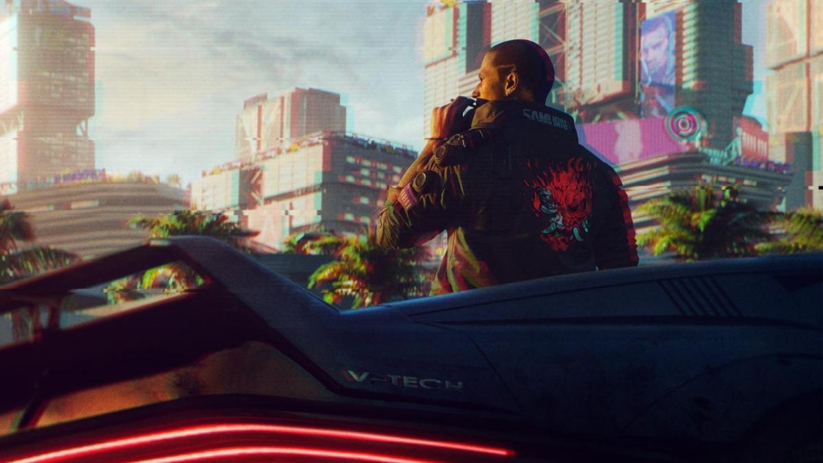 Исходный Cyberpunk 2077 может попасть в Сеть/ фото CD Projekt RED