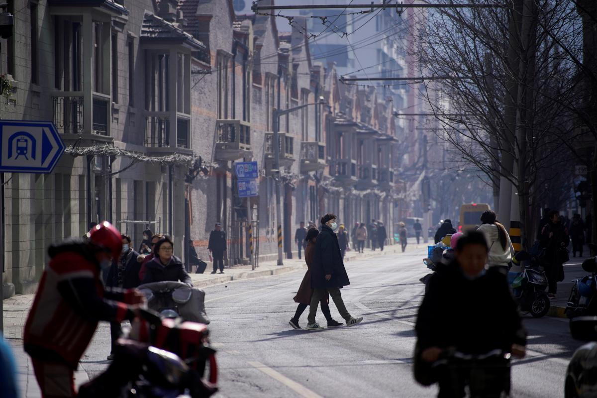 В ВОЗ назвали вероятные сроки окончания пандемии / фото REUTERS
