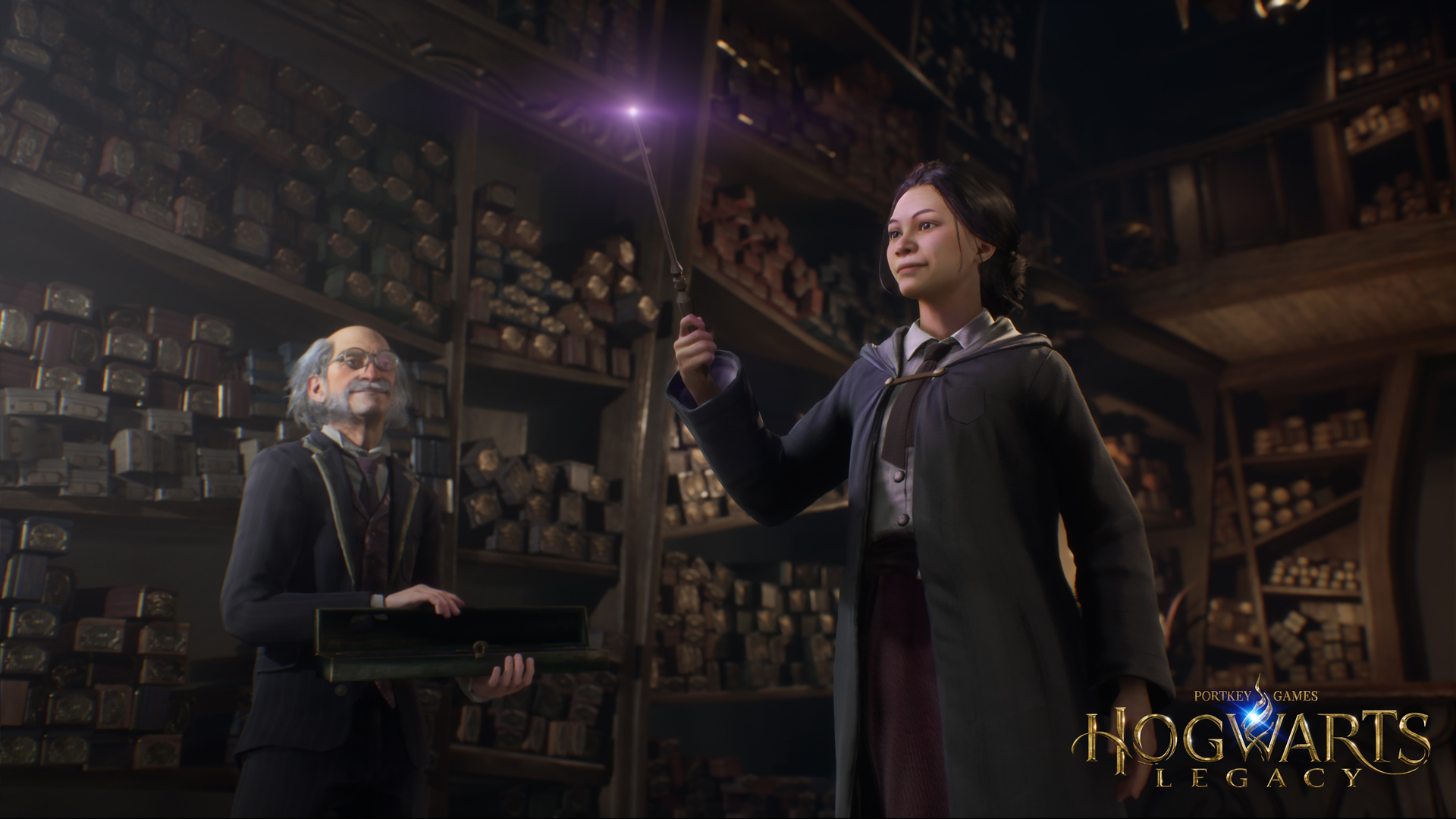 Действия Hogwarts Legacy развернутся задолго по рождения Гарри Поттера / фото Avalanche Software