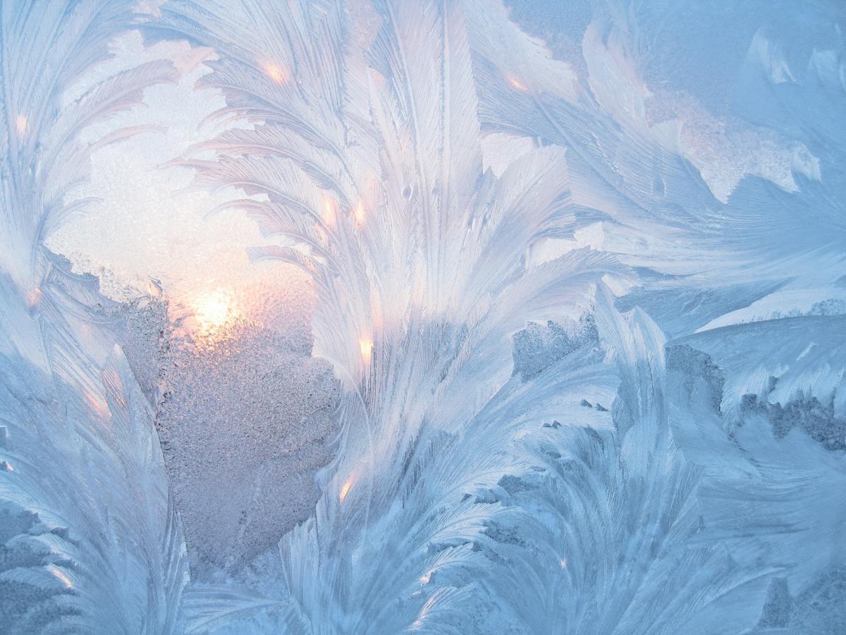Сьогодні в Києві - сильний мороз / Фото ua.depositphotos.com