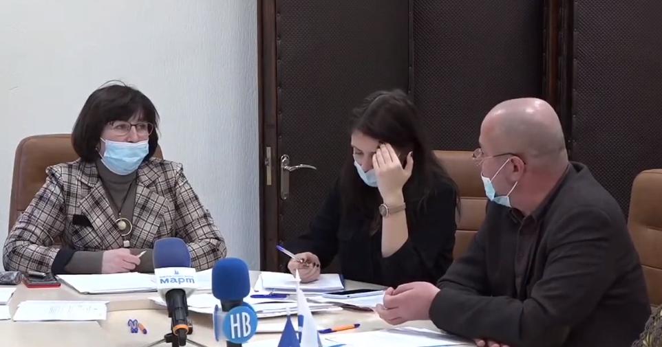 Депутат відмовився говорити українською / скріншот відео