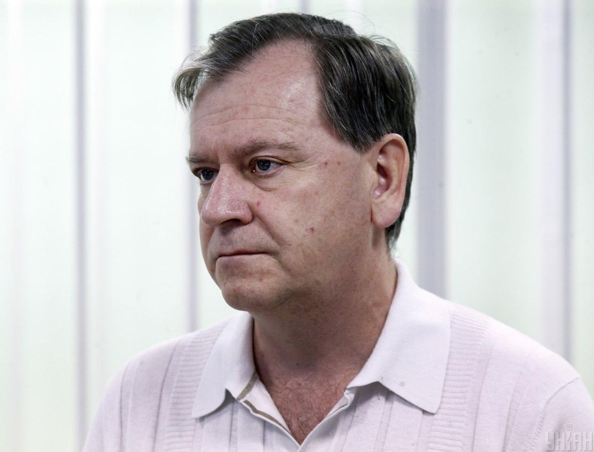 """Пограничники задержали фигуранта """"газового дела"""" Онищенко \ фото УНИАН"""
