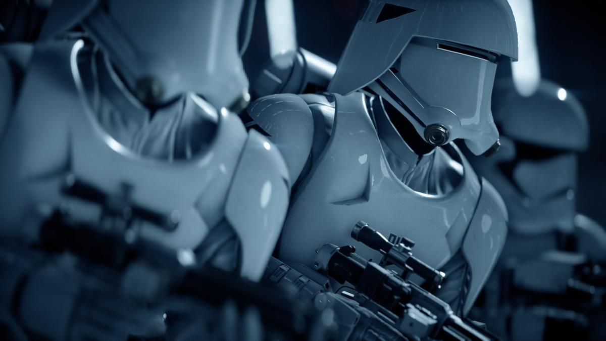 В бесплатную раздачу попало праздничное издание Star Wars Battlefront II /фото Electronic Arts