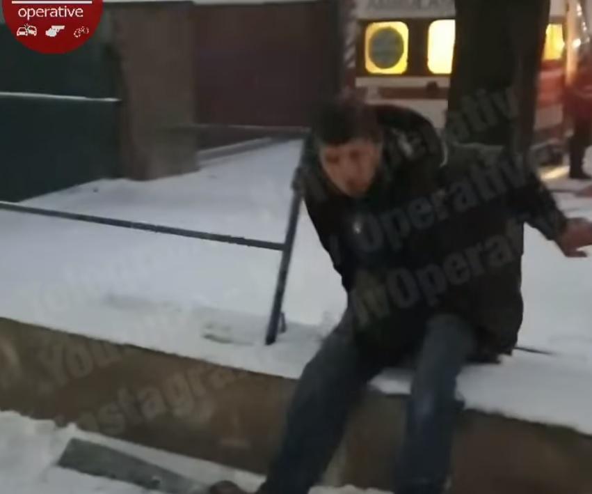 ДТП под Киевом - пьяный водитель спровоцировал скандал со свидетелями трагедии: я откуплюсь, видео / Скриншот