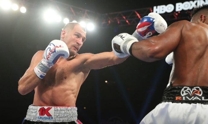 Сергей Ковалев провел на ринге 39 боев / фото HBO Boxing