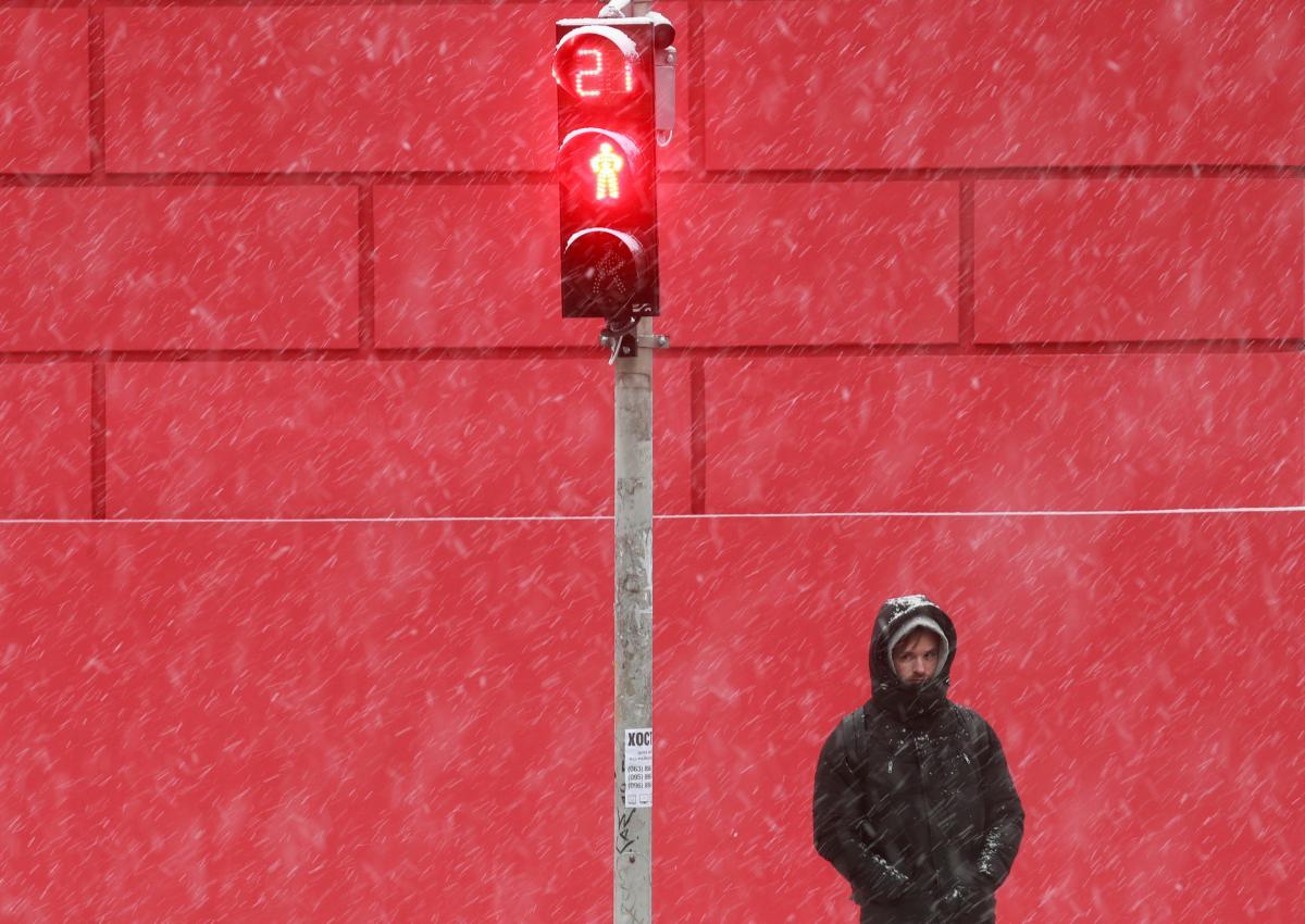 Температура практически не изменится / Фото REUTERS