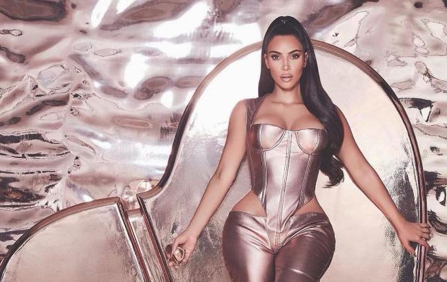 Кардашьян сверкнула роскошными формами / фото instagram.com/kimkardashian