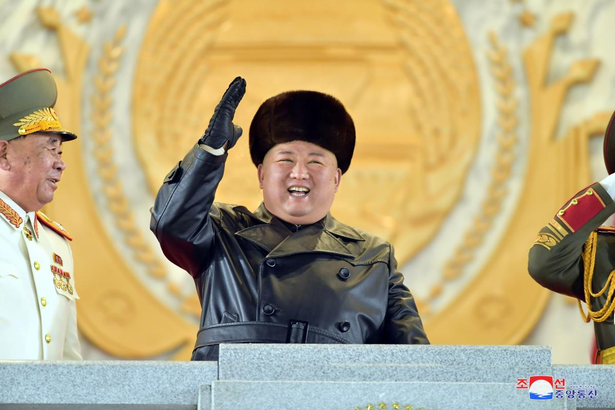 Ким Чен Ын / Фото REUTERS