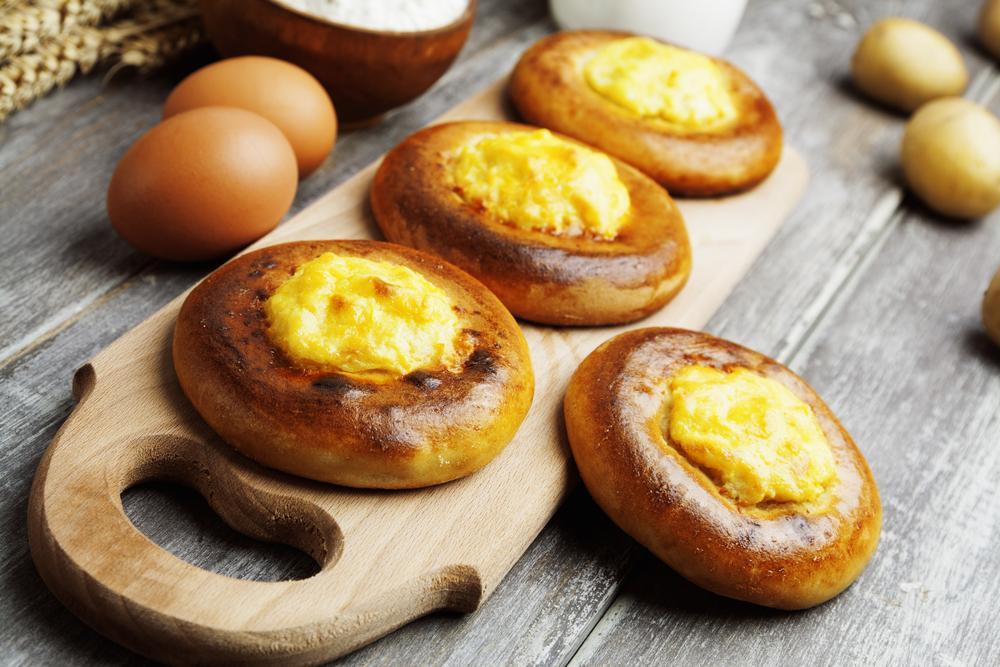 Рецепт сирних ватрушок / фото ua.depositphotos.com