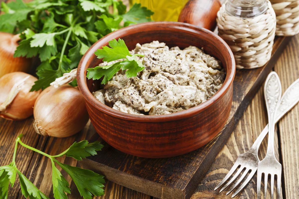 Как приготовить свиную печень / фото ua.depositphotos.com