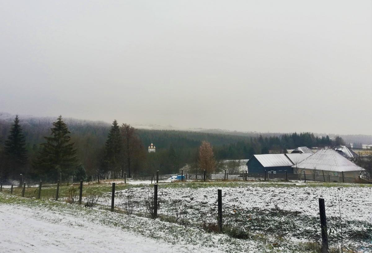 С Красноильска на Буковине начинаются горы Карпаты / фото Марина Григоренко