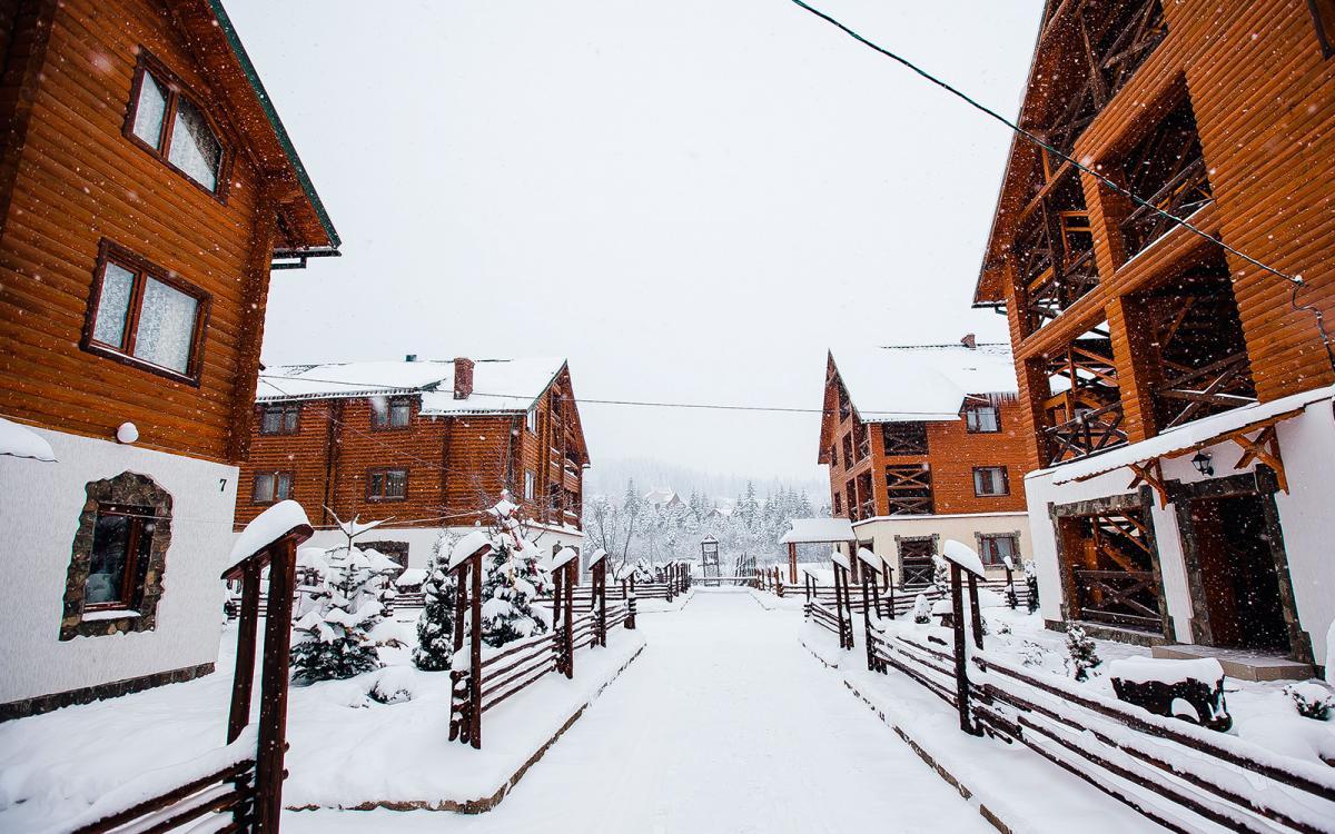 В «Мигово» могут разместиться около 300 туристов / фото migovo.com.ua