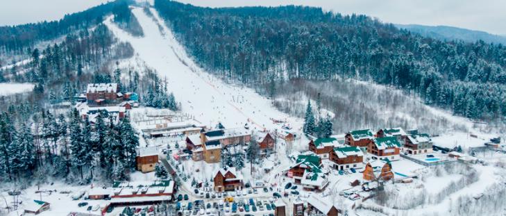 Горно-лыжный комплекс «Мигово» на Буковине / фото migovo.com.ua