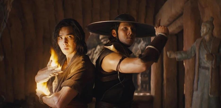 Лю Кенг и Кунг Лао– культовые персонажи игры в новой экранизации /фото ew.com