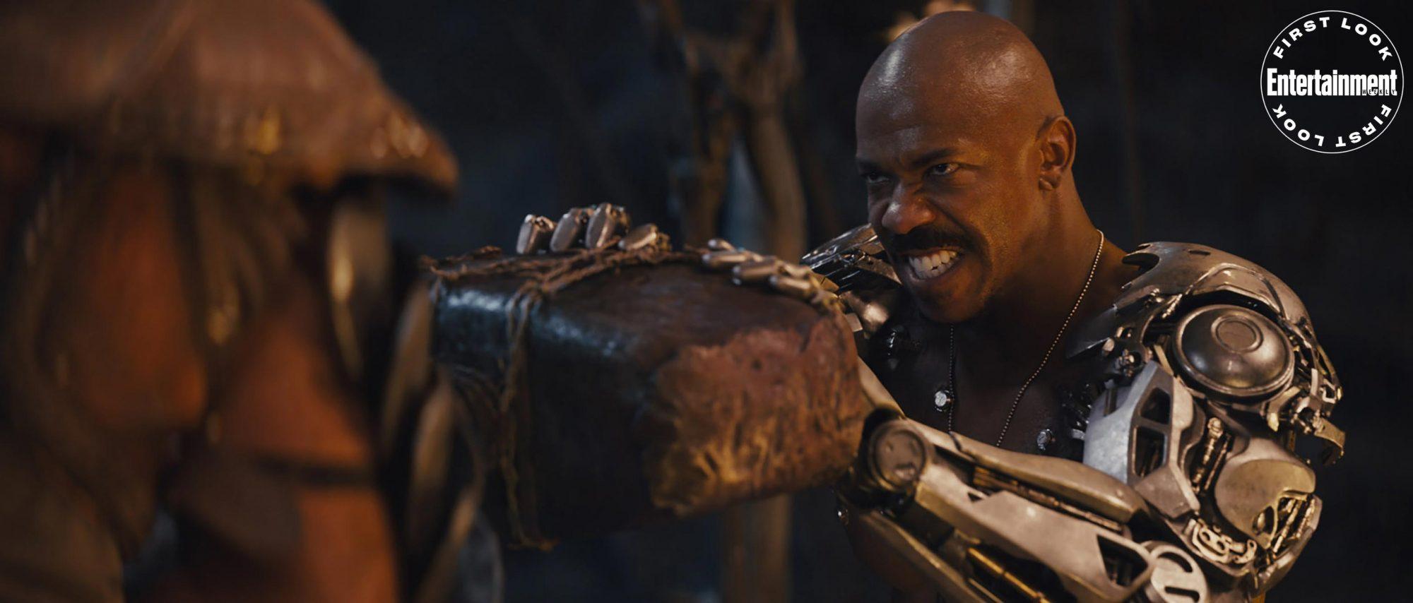 Джакс – один из самых известных героев файтинга /фото ew.com